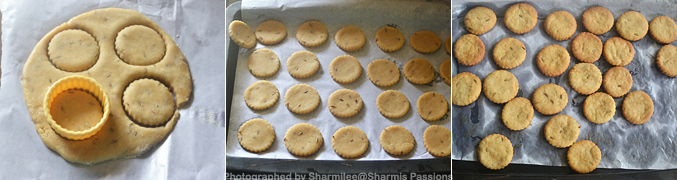 How to make Cumin Biscuits Recipe - Step4