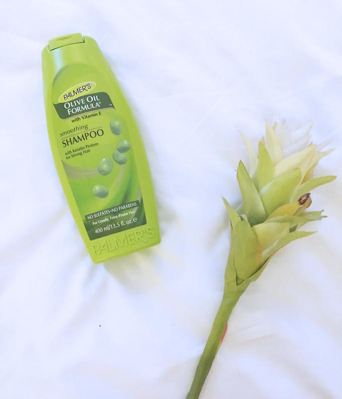 Patty Villegas - Palmers Sulfate-Free Shampoo - 2