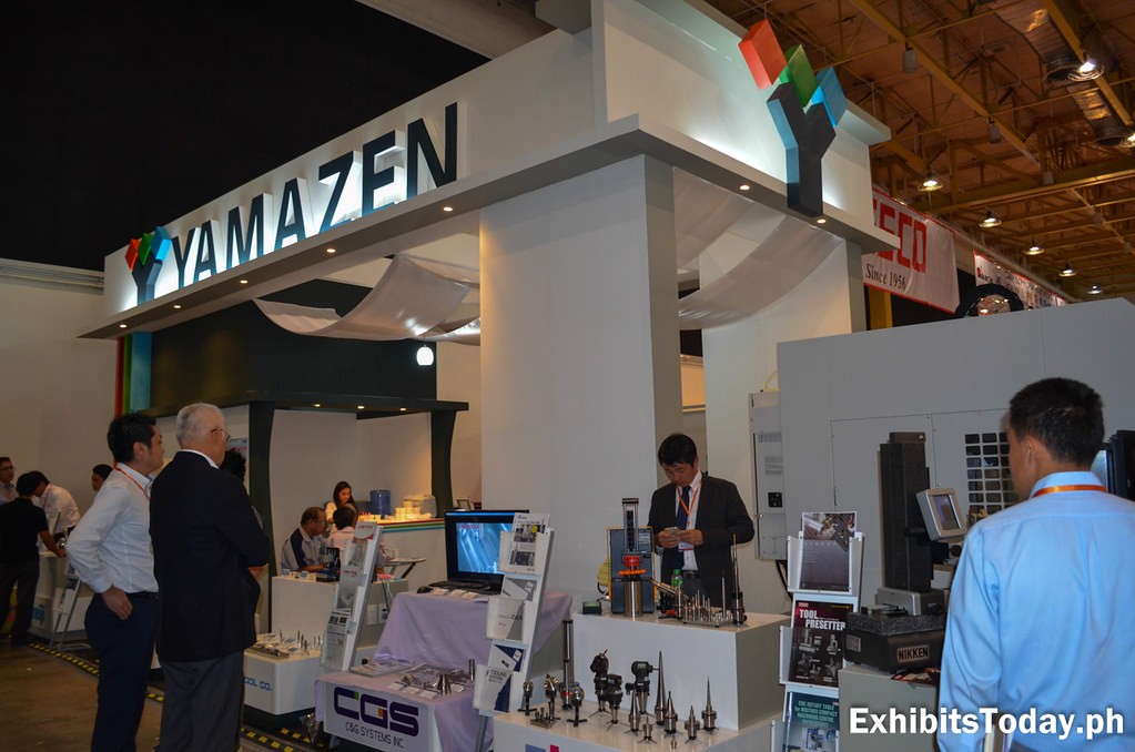 Yamazen Trade Show Display