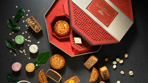 Four Seasons Mooncake