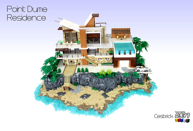 LEGO Residence Point Dume