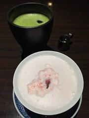 櫻花拿鐵, 冰京都抹茶, Mee's Café, 台北