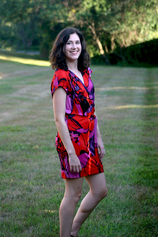 silk tieback dress 1