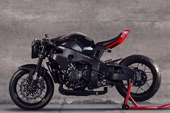 Honda CBR1000RR Fireblade by Bill Webb