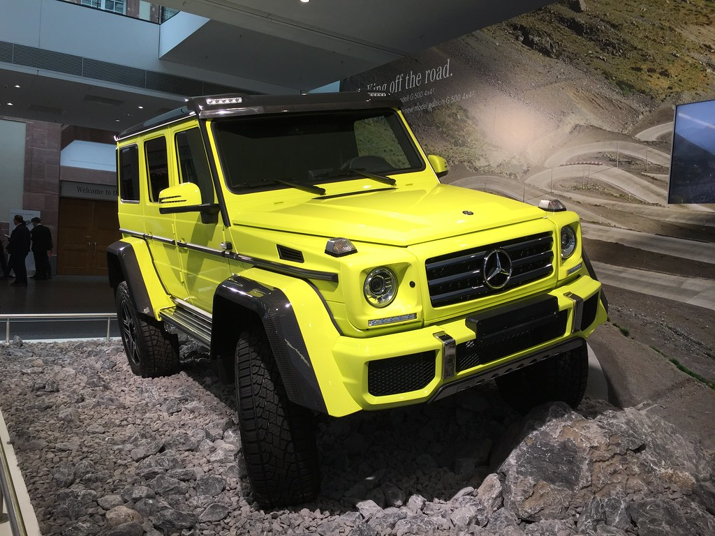 Mercedes-Benz at the Frankfurt Auto Show