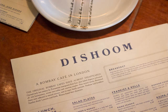 Dishoom Covent Garden