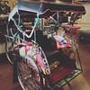 Best furniture store ever: selling a rickshaw! #random #lasvegas