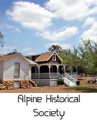 alpine historical society