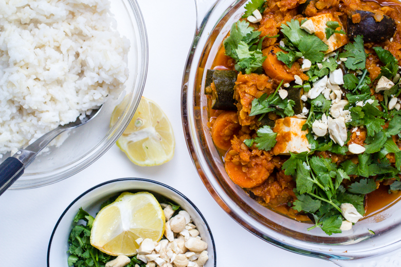 our favourite basic curry