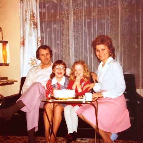 Throwback Thursday: 1970s Family Edition