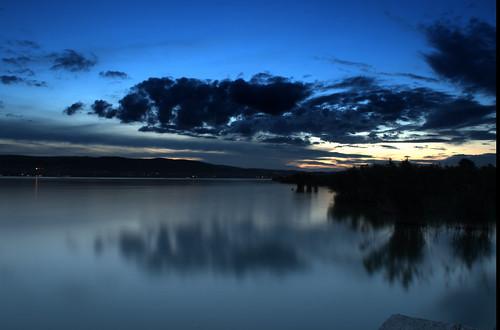 sunset sky lake nature night clouds sunrise reflections landscape greek photography nikon outdoor greece waterscape ioannina giannena epirus pamvotis pamvotida ιωαννινα γιαννενα ηπειροσ γιαννινα παμβωτιδα