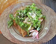 Quesadillas Oaxaca Mexico Food