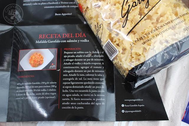 Mafalda con salmon y vodka www.cocinandoentreolivos.com (2)