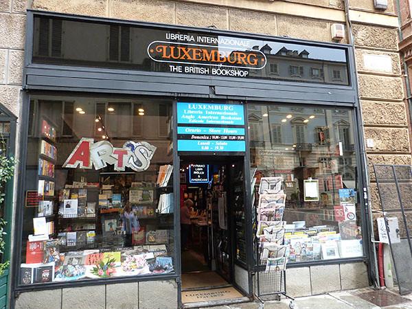 libreria internazionale