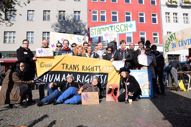 School for Creative Activism - Berlin 2015