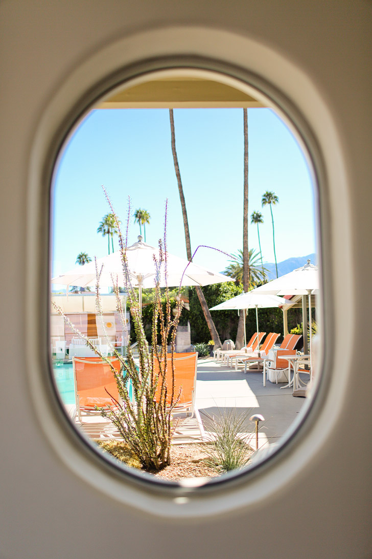 Del Marcos Hotel Palm Springs CA.