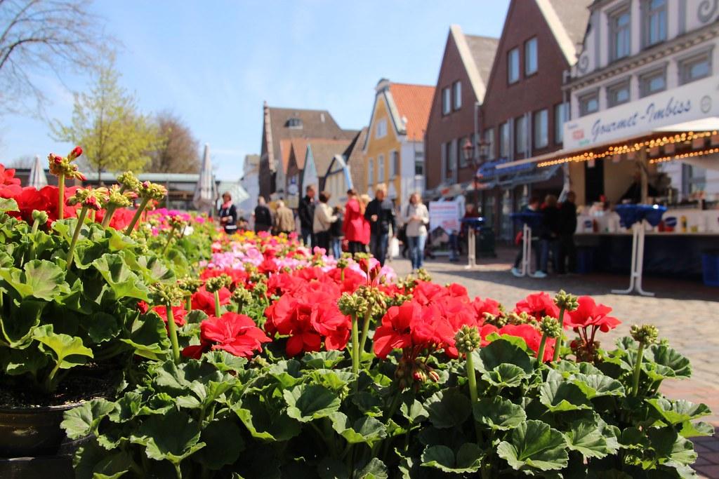 Frühlingsmarkt