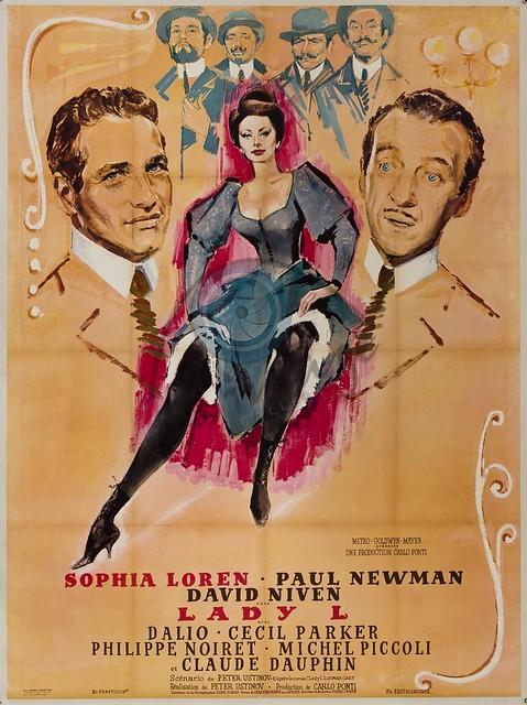 Lady L - Poster 2