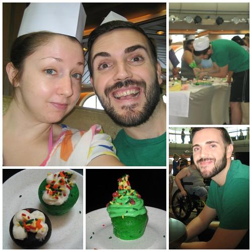 Day 1 Cupcake Class
