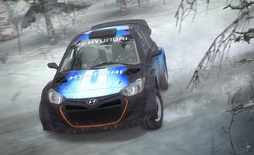 Dirt Rally  Winter Wonderland
