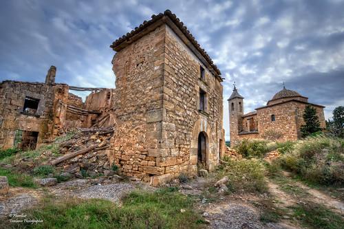 El Mas del Llaurador (Comarca del Matarranya). Teruel