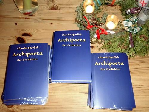 Archipoeta und Adventskranz