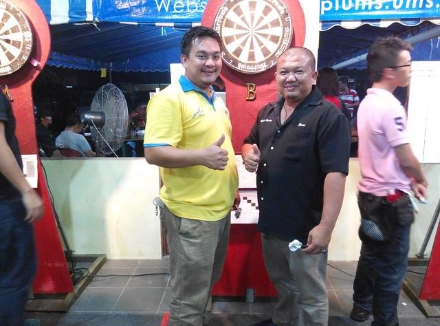 DDC Papar Double Masters 2015