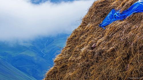 az azerbaijan góry quba kaukaz khinaliq azerbejdżan