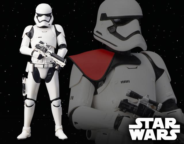 壽屋 ARTFX+ 系列【帝國暴風兵。階級版】First Order Stormtrooper 1/10 比例