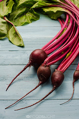 young beet