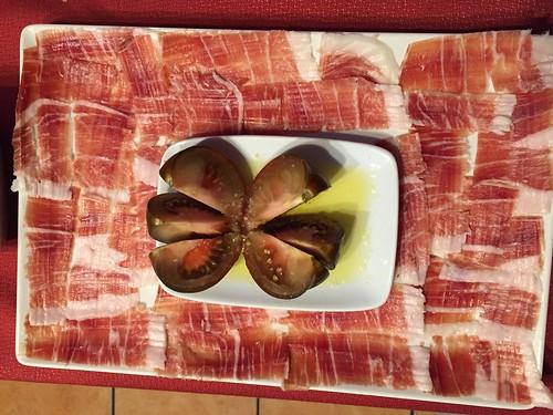 Jamon iberico de Jabugo