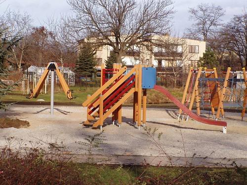 2006 - Rekonstrukce dětského hřiště
