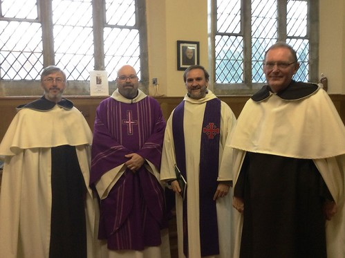 151213 - Opening of the Holy Door of Mercy Aylesford