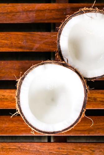Refreshing Avocdo Cocumber Soup Blue Osa Yoga Costa Rica Coconut