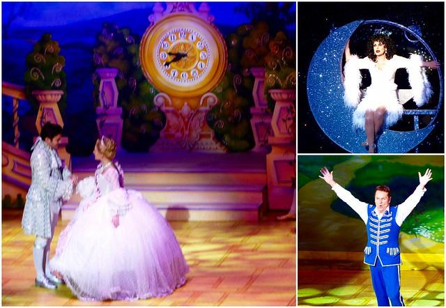 Cinderella, Brian Conley, Lesley Joseph, pantomime
