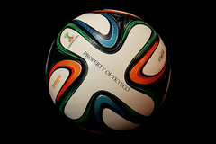 BRAZUCA FIFA CLUB WORLD CUP MOROCCO 2013 ADIDAS OFFICIAL MATCH BALL 05