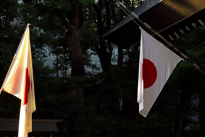 終戦記念日の写真