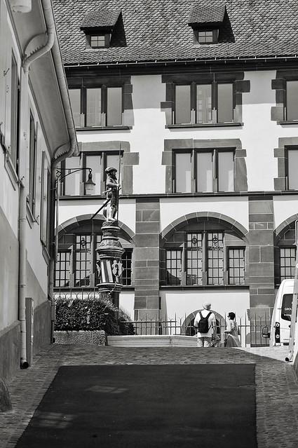 Archivgässlein, Basel, CH
