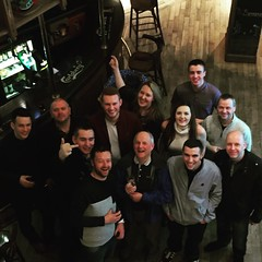 Ali's 'sort of' leaving do #Peterhead #work #drinking #fun #NightOut