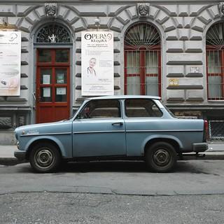 #trabant #budapest #hungary
