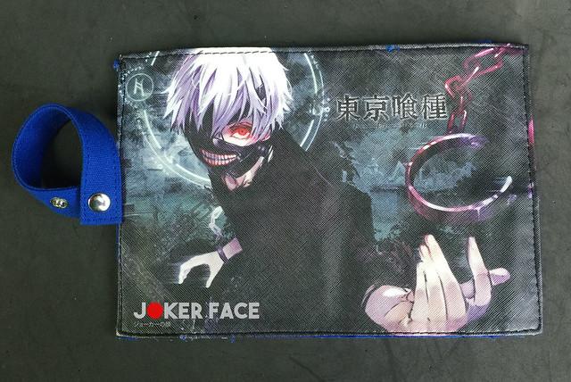 Hộp bút vải cuộn loại 2 Tokyo Ghoul