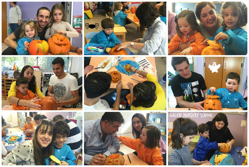 5. Pumpkin craft