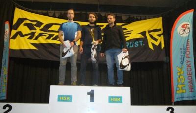 Vítěz Hradeckého poháru druhý na Pradědově stovce