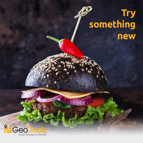 Try something new at GeoDealz App