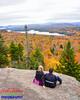 Bald Mountain Autumn View