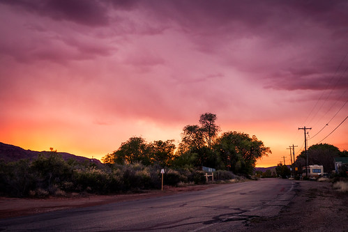 outdoor landscape sunset uath moab desert nature usa unitedstates travel southwest sky cloud dusk
