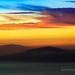 Sunrise over Lanai by MICHAEL A SANTOS