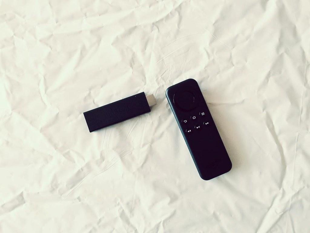 AmazonのFire TV Stick