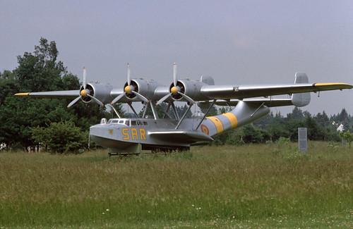 Spanish Air Force Dornier DO-24 T-3
