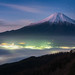 Mount Fuji at Dawn by Yuga Kurita